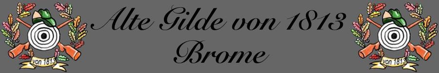 Alte Gilde von 1813